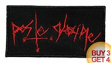 PESTE NOIRE RD PATCH BUY3 GET4,MUTIILATION,ALCEST,HORNA,SHINING,AMESOEURS,MAYHEM