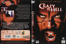 DVD - CRAZY AS HELL de Eriq La Salle -D16