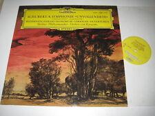 LP/SCHUBERT 8 SYMPHONIE/BEETHOVEN FIDELIO/KARAJAN/DG 139001