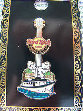 2013 HARD ROCK CAFE NIAGARA FALLS NY MAID OF THE MIST/FALLS GUITAR LE PIN
