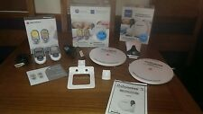 MOTOROLA mbp16 DIGITAL AUDIO MONITOR Babysense Bundle