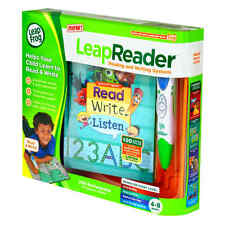 LeapFrog LeapReader Reading and Writing System Green Award-Winning Kids Fun Toy