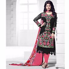 Bollywood Designer Salwar Kameez Anarkali Style Pakistani Indian Party Wear Suit