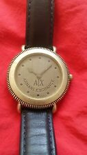 ARMANI EXCHANGE WATCH / ONE OF THE FIRST MADE BY ARMANI / VINTAGE RARE