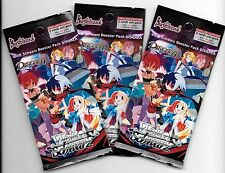 Bushiroad Weiss Schwarz  DISGAEA x3 Booster Packs Factory Sealed Mint Fast Ship