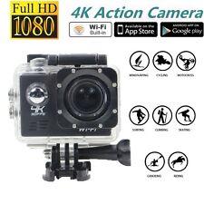 SJ8000 Real Ultra 4K 30FPS Full HD 1080 WIFI Sports Action Camera 30M Waterproof
