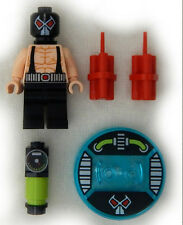 "NEW LEGO DIMENSIONS ""BANE"" MINIFIG 71240 w/stand figure minifigure super heroes"