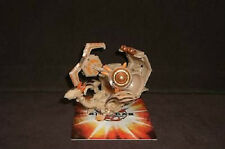 Bakugan Battlegear Set Gundalian Dharak 620G + Rock Hammer 70g = 690g New