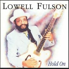 NEW - Hold on by Fulson, Lowell