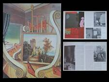 XXe SIECLE - n° 50 - REVUE ART CONTEMPORAIN - 1978 - ART ITALIEN