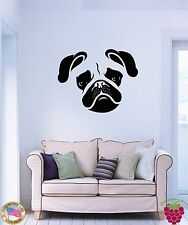 Wall Stickers Vinyl Decal  Dog Puppy Animal Mops For Living Room (z1919)
