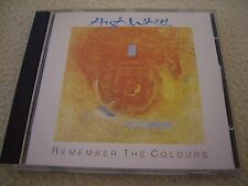 HIGH WHEEL - Remember the Colours CD Rockwerk Records 1994 NM 1. Press