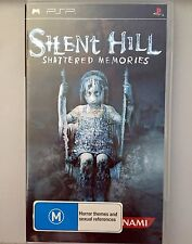(RARE) Silent Hill Shattered Memories (Mint Cond) Sony PSP Video Game