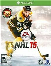 NHL 15 - Xbox One, Very Good Xbox One, Xbox One Video Games
