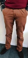 Mens Ex US POLO Chino Summer Canves 10Colours Slim Fit Straight Leg pant Trouser
