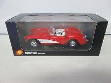 Sunnyside 1957 Chevrolet Corvette 1:34