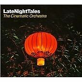 The Cinematic Orchestra - Late Night Tales   CD NEW AND SEALED