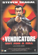 IL VENDICATORE - OUT FOR A KILL - DVD (USATO EX RENTAL) STEVEN SEAGAL