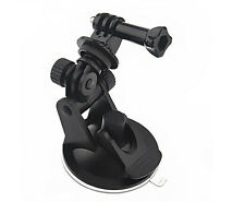 HQ Universal Car Mount Holder Suction Cup Sucker For Gopro 2/3/3+ SJ4000 Camera