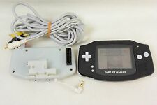 TV de Advance Converter JUNK Not Working + Game Boy Advance Console Japan 25168