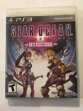 Star Ocean: The Last Hope International (Sony PlayStation 3, 2010) Complete