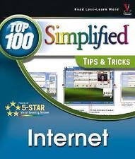 NEW - Internet: Top 100 SimplifiedTips & Tricks by Kraynak, Joe