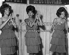 """Diana Ross and the Supremes 10"""" x 8"""" Photograph no 50"""