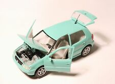 VW Polo Typ 6N 5türer 5doors in minz grün mint green, Schabak 1:43 OHNE NO box!