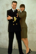 David James Elliott & Catherine Bell (14804) 8x10 Photo
