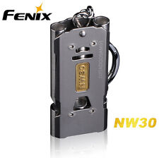 Fenix NW30 Survival Whistle Lifesaving Emergency SOS Tool 120db Stainless Steel
