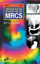 MRCS Study Guides: Preparation and Revision for the MRCS : Or How to Pass the...