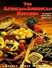 The African-American Kitchen: Cooking from Our Heritage-ExLibrary
