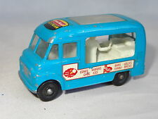 matchbox lesney COMMER ICE CREAM VAN - lyons maid small rare decals - 47