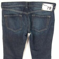 Ladies Womens Diesel DOOZY 008FC Stretch Straight Blue Jeans W30 L34 UK Size 10