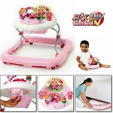 Baby Walker Seat Infant Toddler Activity Assistant Jumper Toy Bouncer Adjustable