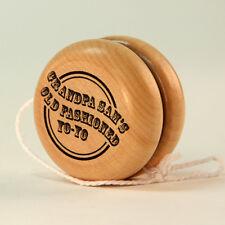 Grandpa Sam's Old Fashioned Wooden Yo-Yo by YoYoSam