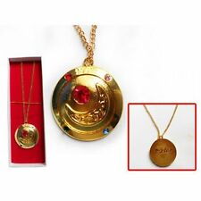 SAILOR MOON MARS JUPITER MERCURY VENUS ANIME COSPLAY COLLANA NECKLACE LUNA #3