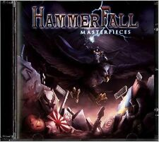 HAMMERFALL MASTERPIECES BRAND NEW SEALED CD