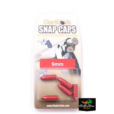 CARLSON'S 9MM ALUMINUM SPRING LOADED SNAP CAPS 5 PACK