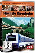 Höchste Eisenbahn - Geschichten rund um die Eisenbahn DVD Neu