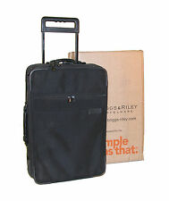 """Briggs & Riley 21"""" Upright Carry-On with Garment Center ~ U21G ~Great All Around"""
