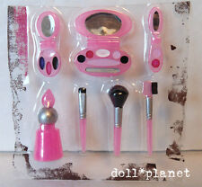 BARBIE DOLL ACCESSORIES Miniatures Lot of Cosmetics Make-Up 1:6 Scale detailed 2