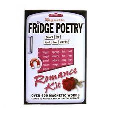 MAGNETIC FRIDGE POETRY ( Romance Kit ) over 400 words!
