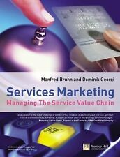 Services Marketing: Managing the Service Value Chain