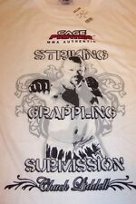 CHUCK LIDDELL  MMA CAGE FIGHTER T-Shirt XL NEW w/ tag