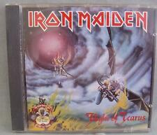 IRON MAIDEN Flight of Icarus /The Trooper (CDP 7939892 1990 RARE First Ten Years