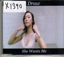 (CL359) Draw, She Wants Me - 2002 CD
