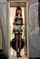 Lingerie #6 Barbie NRFB Silkstone Fashion Model 2003 Redhead Limited Edition
