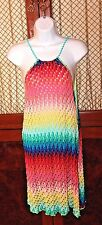MISSONI Beach Dress Cover Up  Size 40 EUR