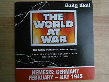 DVD The World at War - Nemesis - Germany - Feb-May 45 - WW2 - History - Military